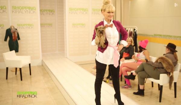 Vállfa a tortán - Shopping királynők kritika