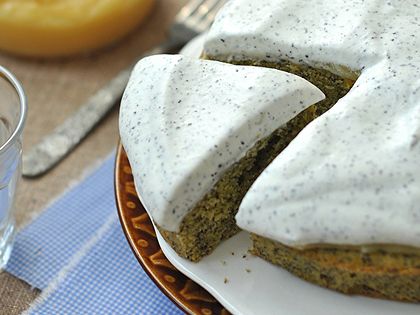 Citromos-mákos sütik