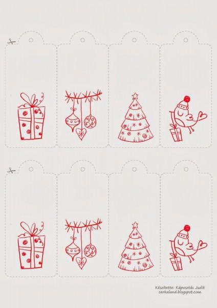 15 ötletes ajándékkártya csomagoláshoz