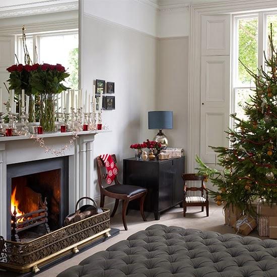 Klasszikus karácsony egy angol otthonban