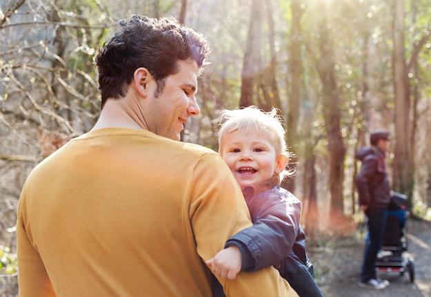 évről évre egyre több apuka