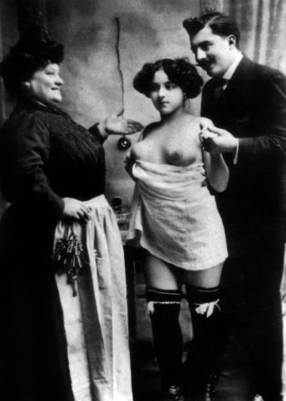 Ilyen volt a bordélyok világa 100 évvel ezelőtt