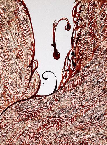 Vanessa Tiegs festménye