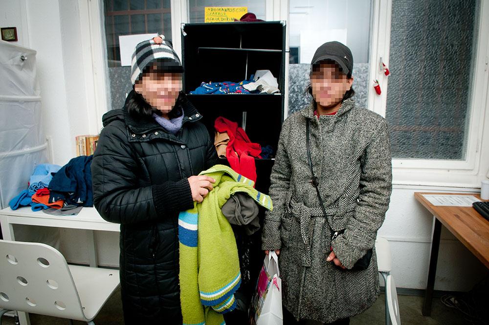 Férfiaknak belépni tilos! - Nők mentenek nőket Budapesten
