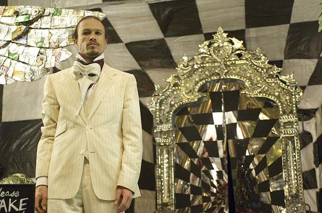 Heath Ledger a Doctor Parnassus és a képzelet birodalma c. filmben