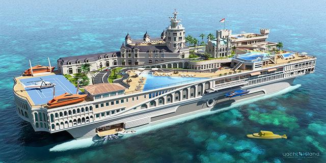 Vízre bocsátják Monacót