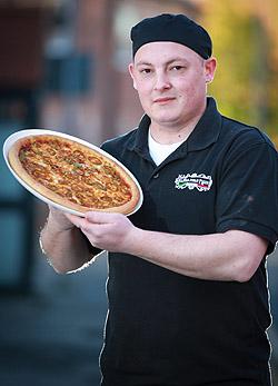 Elkészült a világ legcsípősebb pizzája