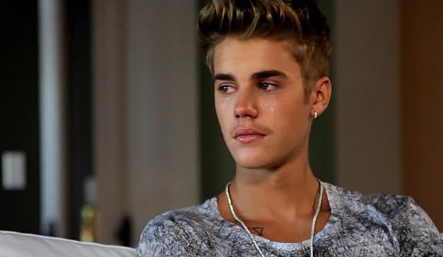 Justin Bieber angyalként száll le közénk