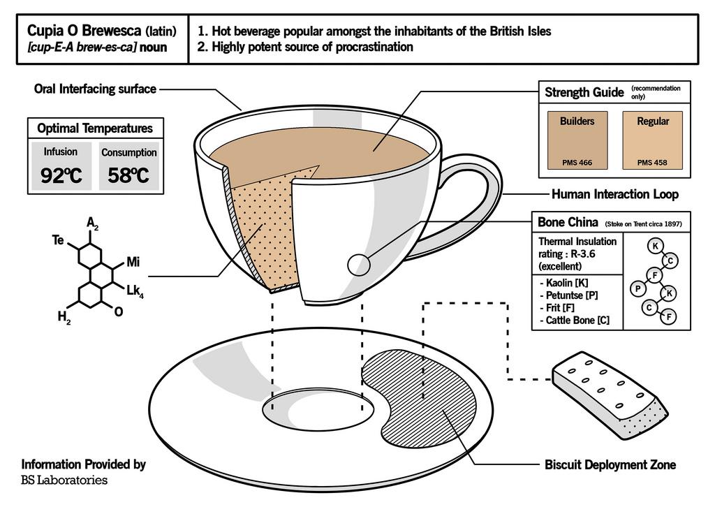 A teafőzés tudománya