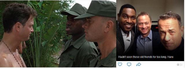 Ilyenek most a Forrest Gump szereplői