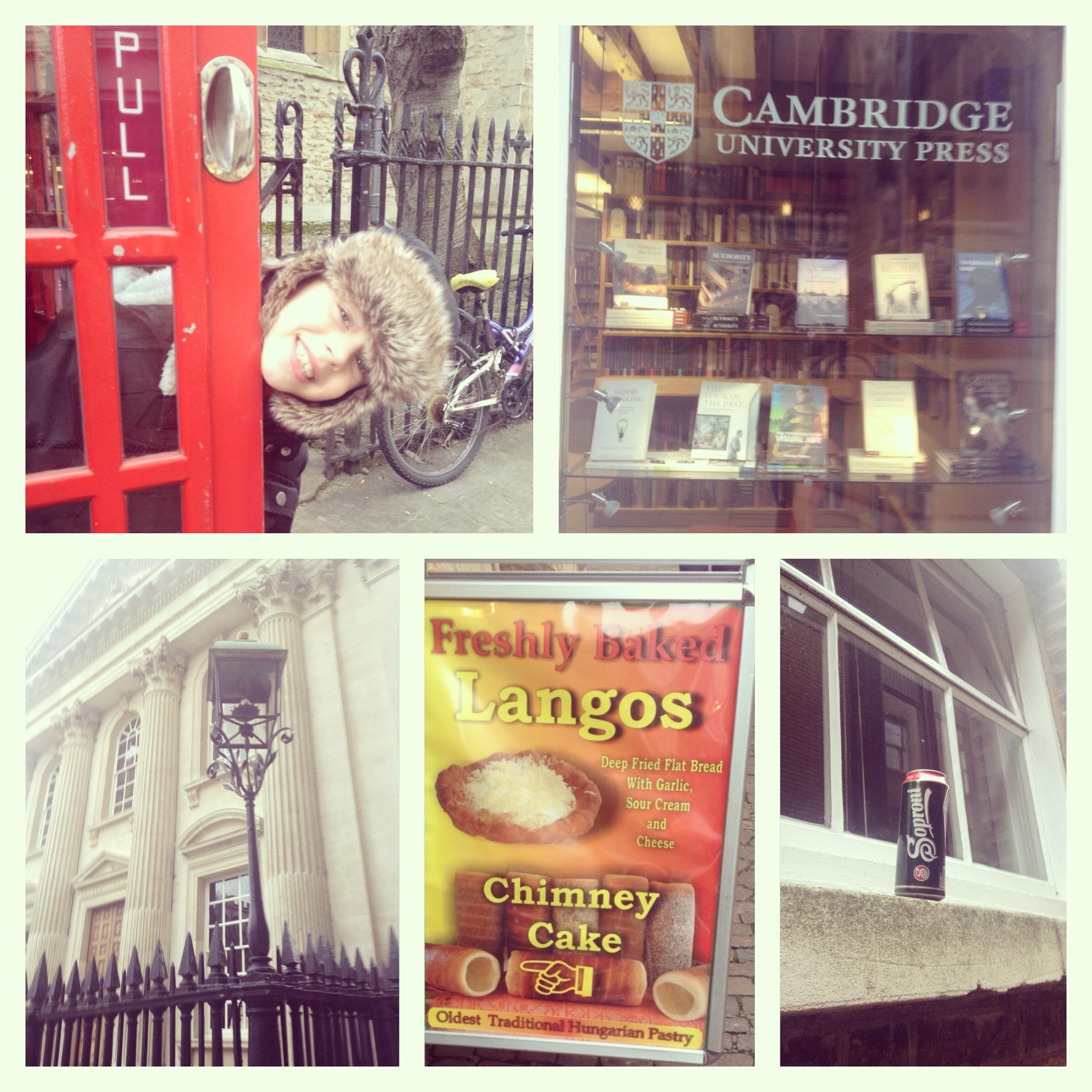 Egyél kürtőskalácsot és lángost Cambridge-ben