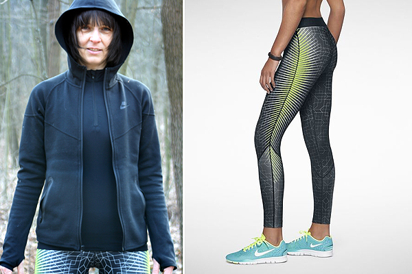 Nike dzseki és Hypertherm futónadrág