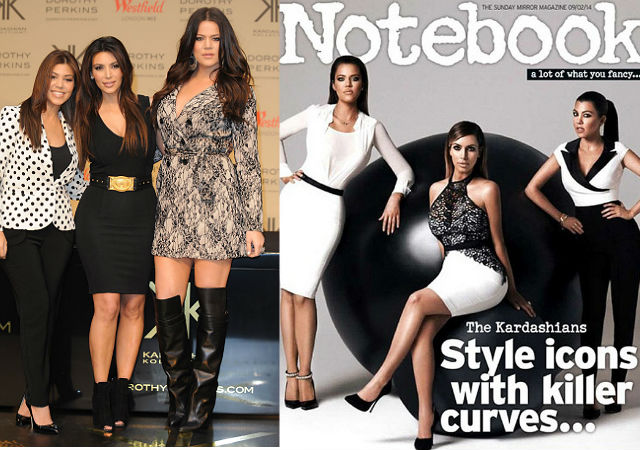 A Kardashian família újabb botránya
