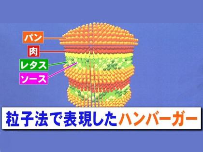 Tudományos megoldás arra, hogyanegyük hamburgerünket leevés nélkül