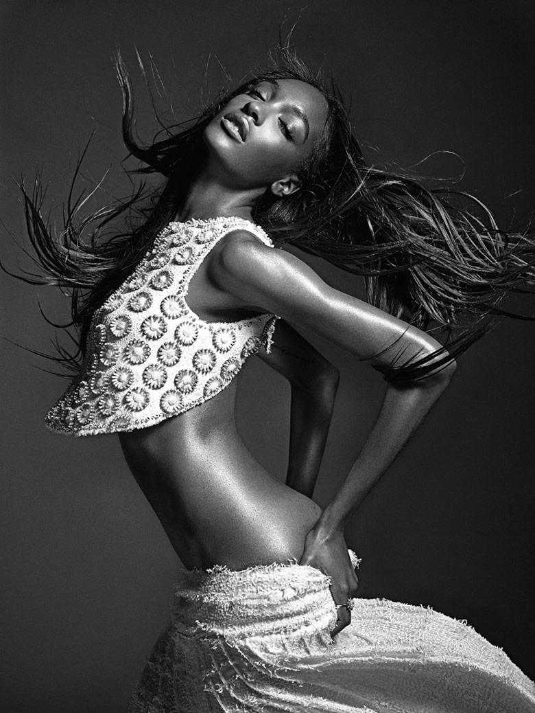 Merész fotók a legjobb modellekről