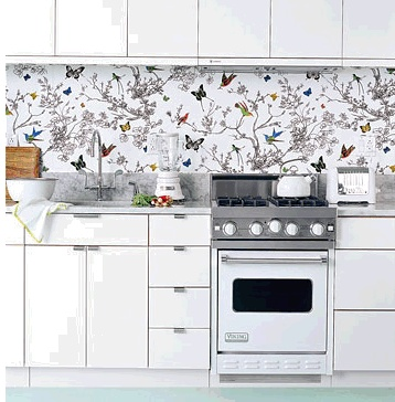 Dobd fel a konyhád tapétával