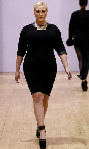 Modell lett David Hasselhoff lánya – fotó