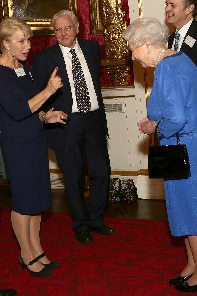 Soha nem látott dolgot tett II. Erzsébet - galéria