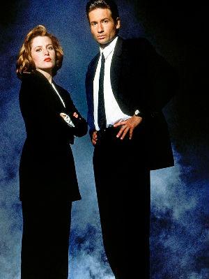 Bombázó lett az X-akták Scully ügynöke - fotó
