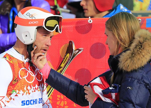 Kire tartozik egy olimpikon gyásza?