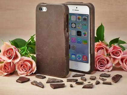 Csokiból készítettek iPhone-tokot