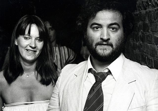 Judith és John Belushi
