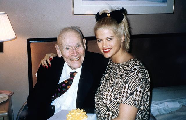 J. Howard Marshall és Anna Nicole Smith