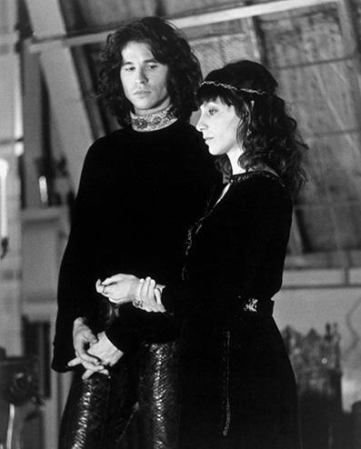 Patricia Kennealy és Jim Morrison