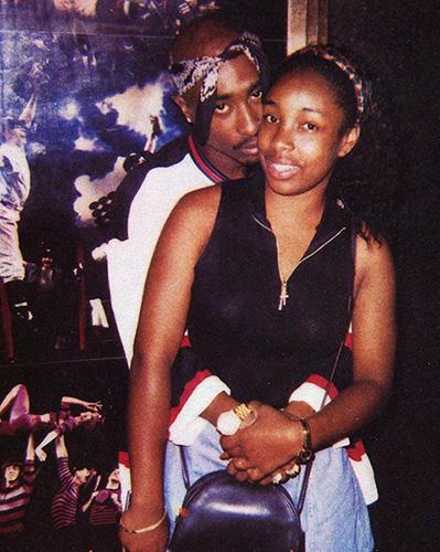 Keisha Morris és Tupac Shakur