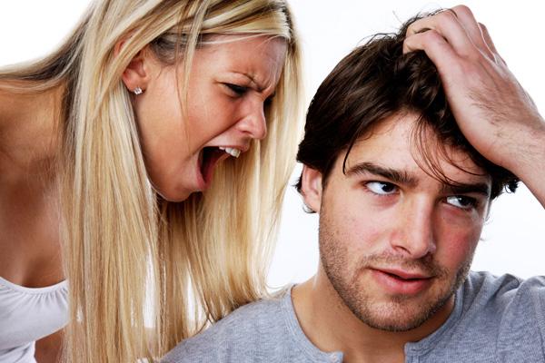 A kapcsolat legfőbb ellensége a hiszti