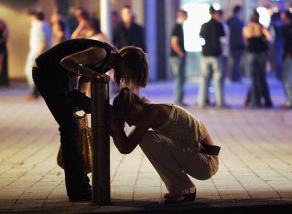 Tinik: terjednek a bizarr ivási szokások