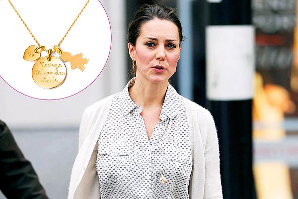 Katalin hercegné minden eddiginél szebb nyakláncot viselt