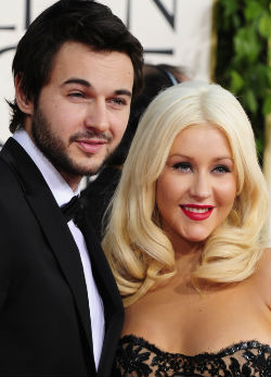Bréking: terhes Christina Aguilera