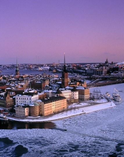 Stockholm - látogatás észak Velencéjében