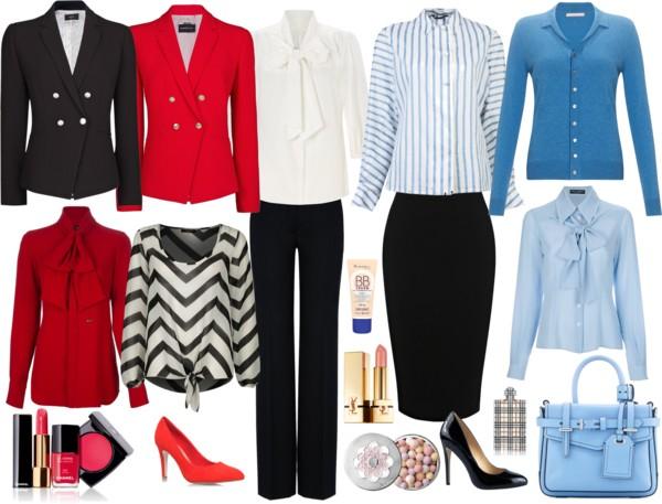 Gardróbfrissítés - munkahelyi ruhák