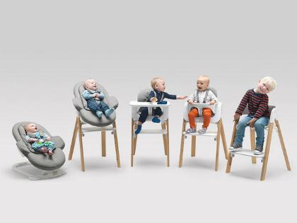 A szék, ami a gyermekkel együtt nő