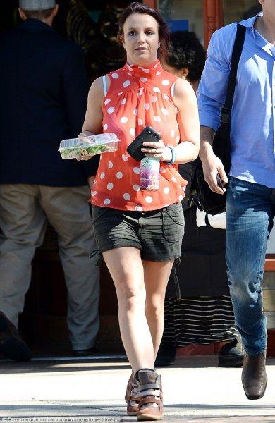Britney Spears már megint hibázott - fotó
