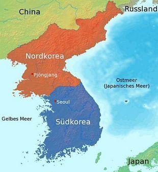 Észak-Korea eltűnt