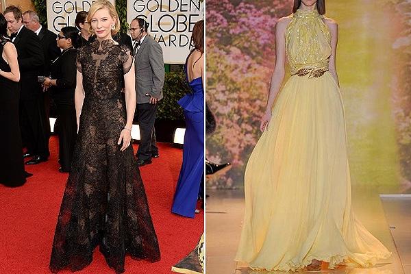 Cate Blanchett, Zuhair Murad couture