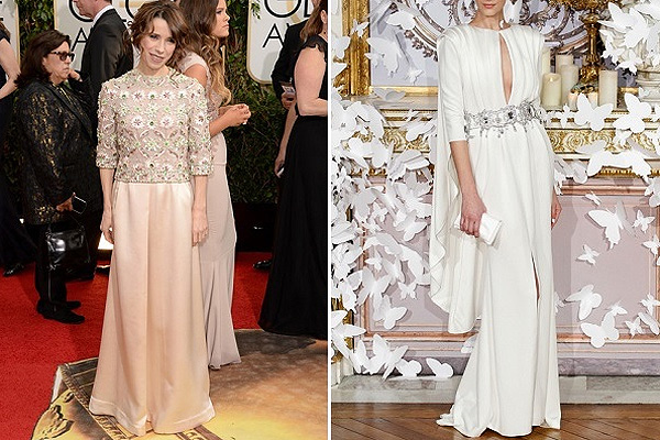 Sally Hawkins, Alexis Mabille couture