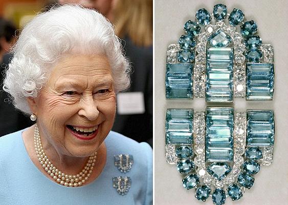 Ez II. Erzsébet legkedvesebb ékszere