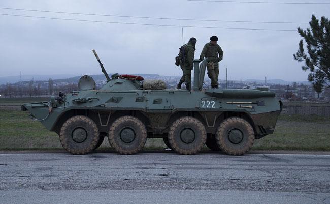 Ukrán válság - A Külügyminisztérium aggodalommal figyeli a Krím félszigeten kialakult helyzetet