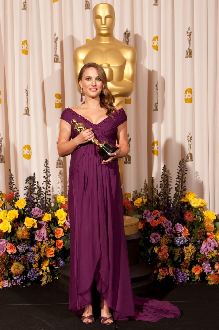 Az Oscar-gála legszebb kismamái - galéria