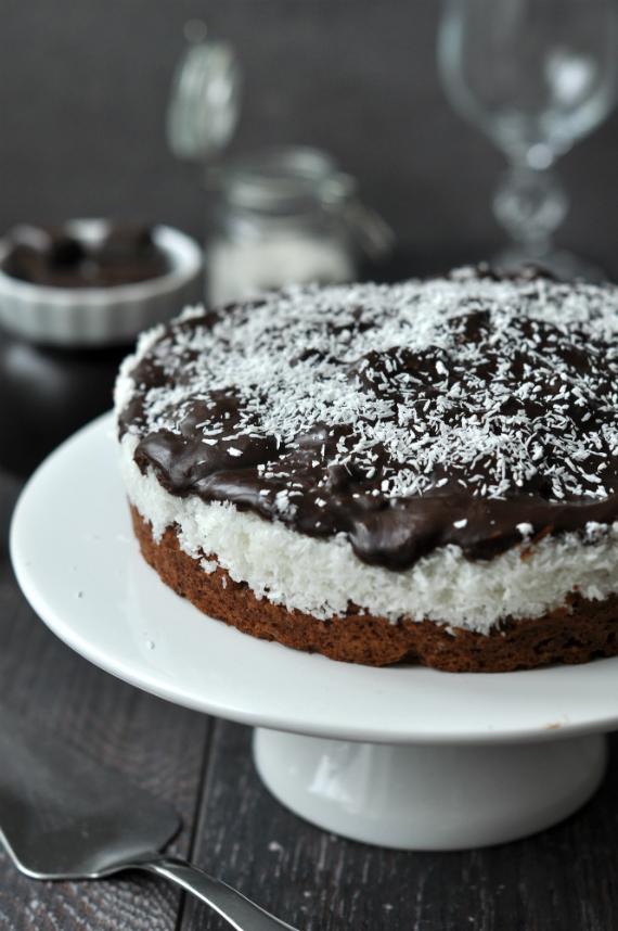 Mennyei kókuszos torta