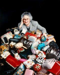Leiber Judith, a világhírű minaudiere tervező