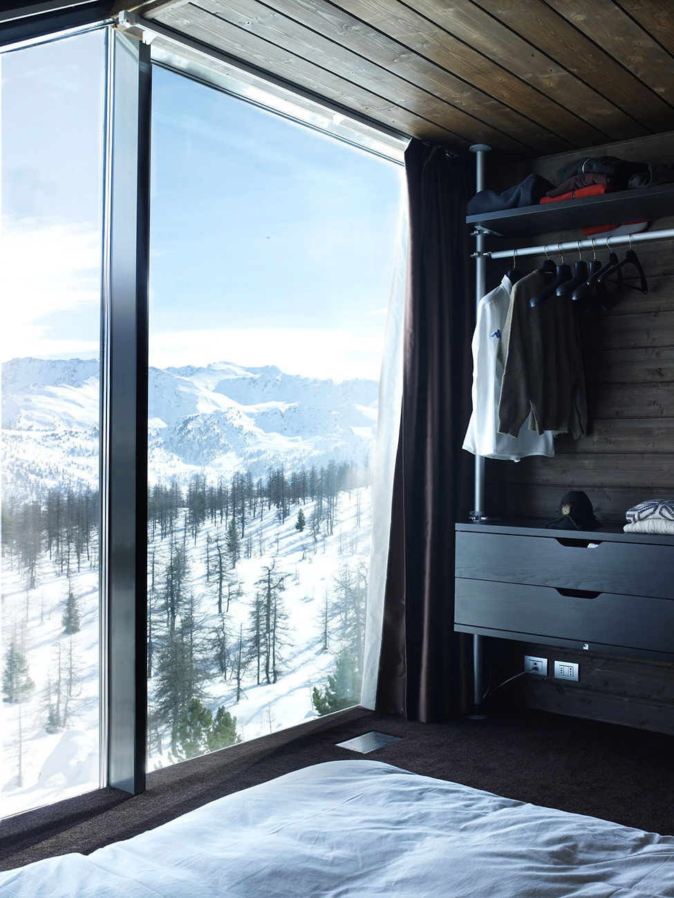 A tökéletes ház a hegyekben
