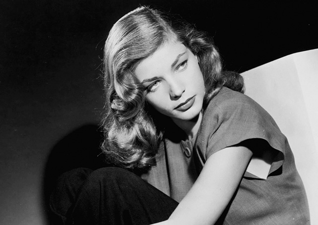 Lauran Bacall