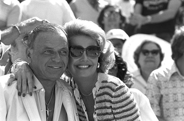 Frank Sinatra és Barbara Marx