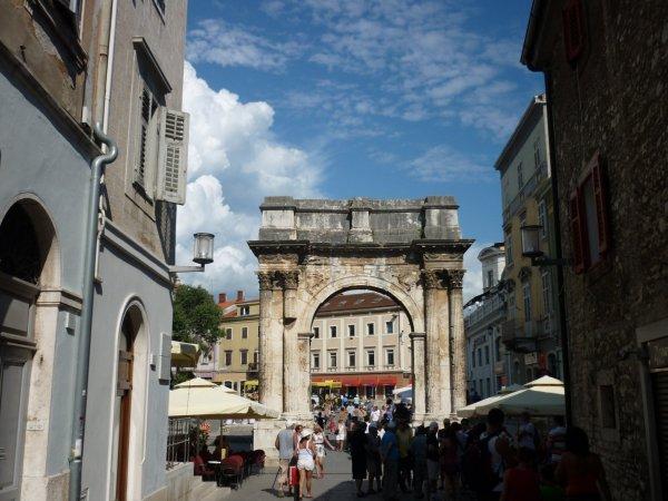 Pula, Isztria legrégebbi városa