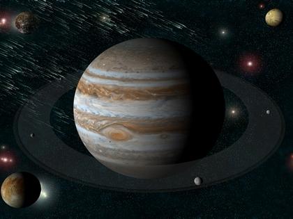 A Jupiter direktbe fordulása
